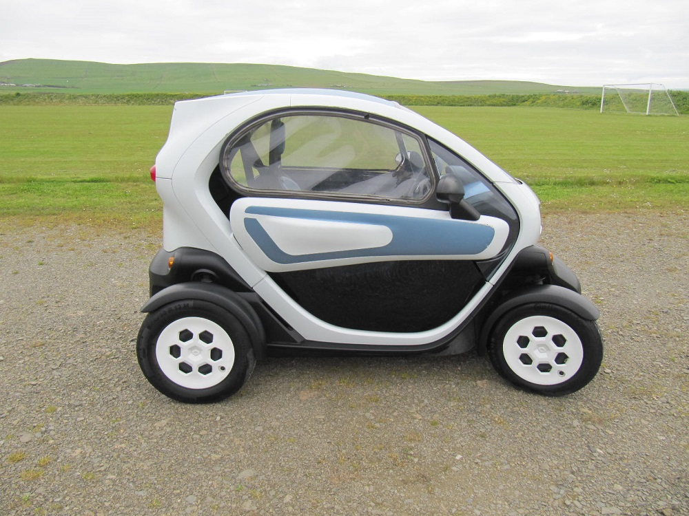 Nissan Leaf Lease >> Renault Twizy For Sale - Eco Cars